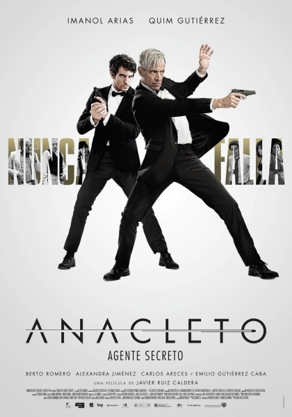 Anacleto_Agente_secreto_cartel_cartelera_MC