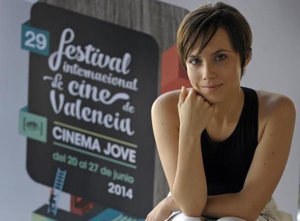 29 Cinema Jove// Aura Garrido, premio Un futuro de cine.