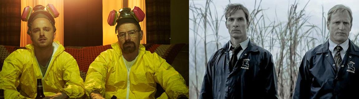 Breaking Bad: Jesse Pinkman and Walter White