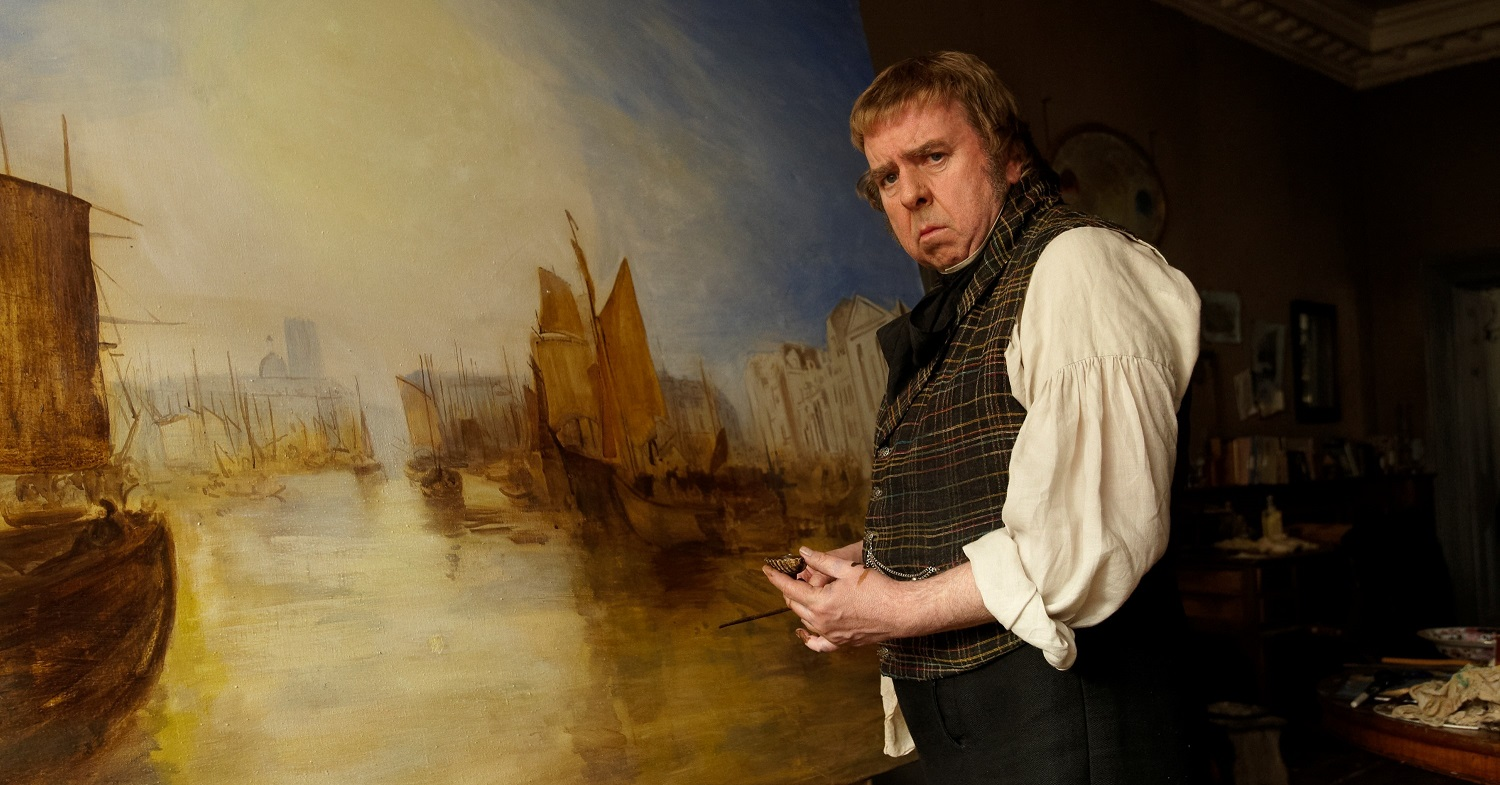 Fotogramas de 'Mr. Turner'