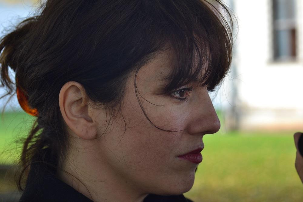 La realizadora chilena Carolina Astudillo