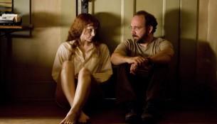 Paul Giamatti y Bryce Dallas Howard en La joven del agua (2006)