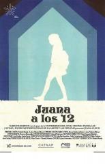 Juana a los 12 CartelMC
