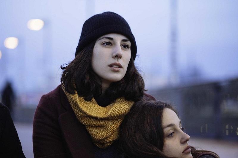 "Fotograma de ""Júlia ist"" (Elena Martín, 2017))."